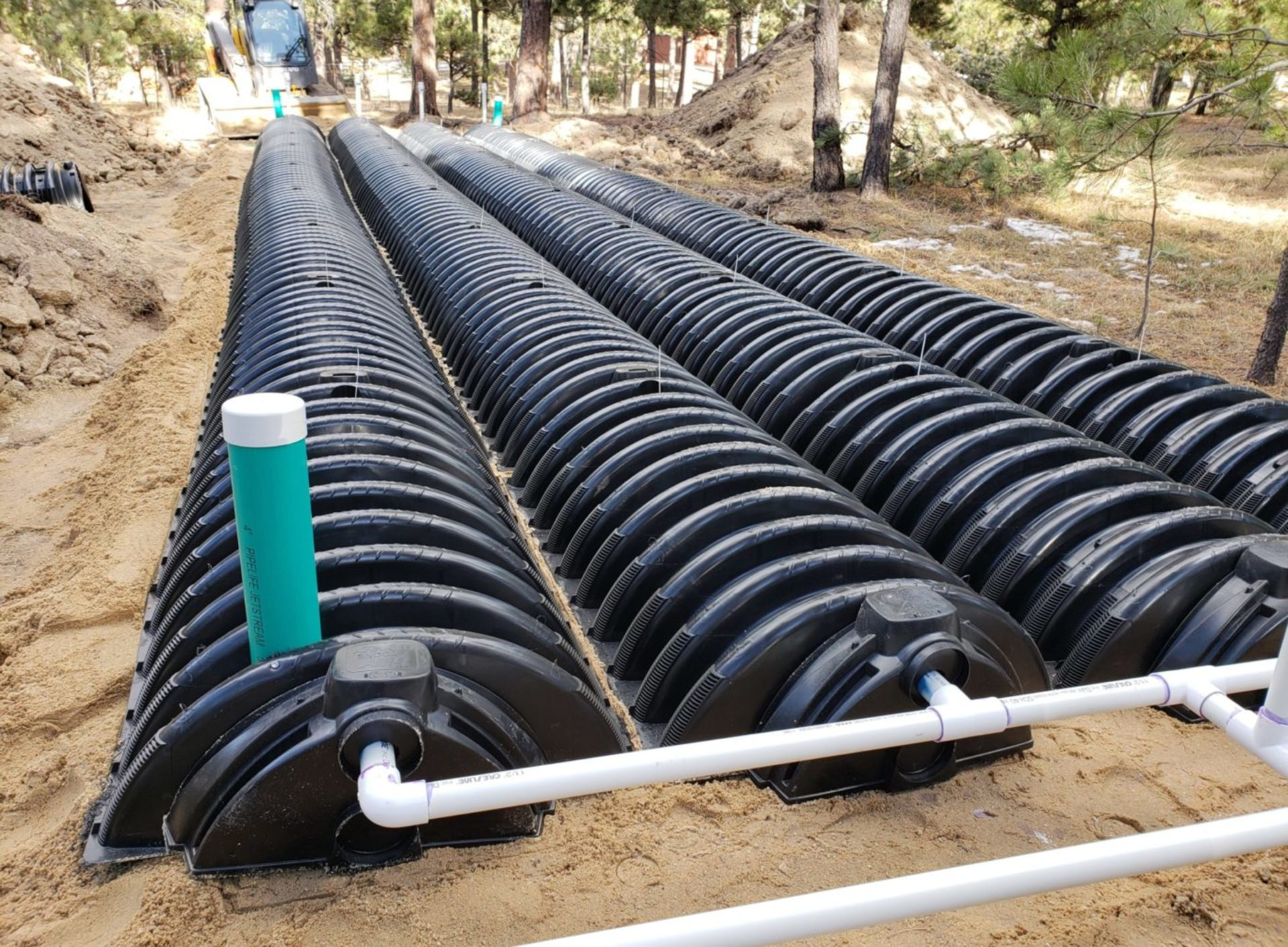 Septic System Designed By Innovative Process Engineering